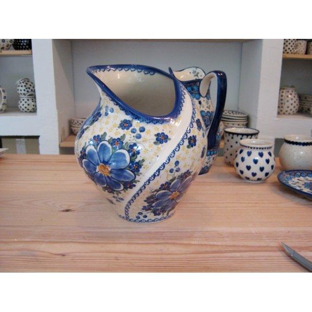 Stor Vase Unika Art 64 Højde 24 cm diameter 22 cm