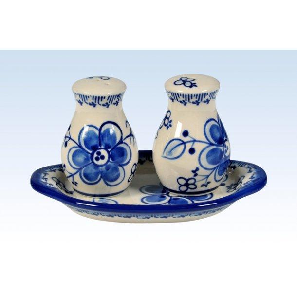 Salt & Peber Sæt Art Blue 296