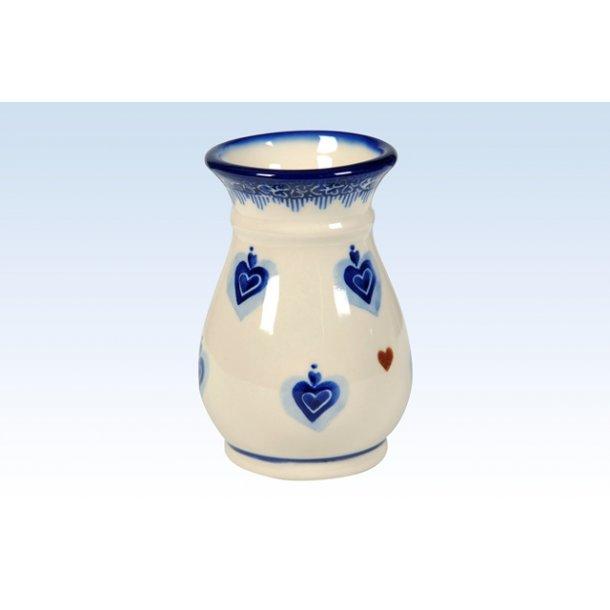 Vase H 12,5 cm. Nostalgi b221