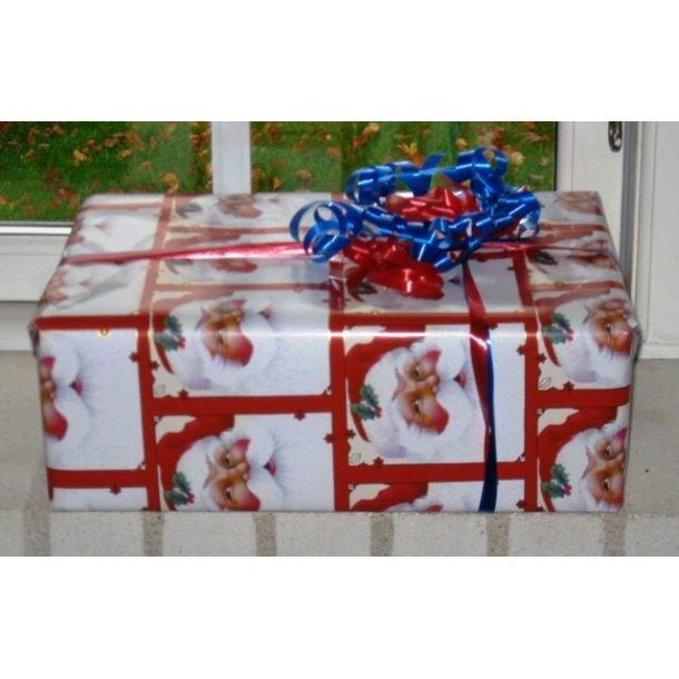 Gratis indpakning i Jul Tradition