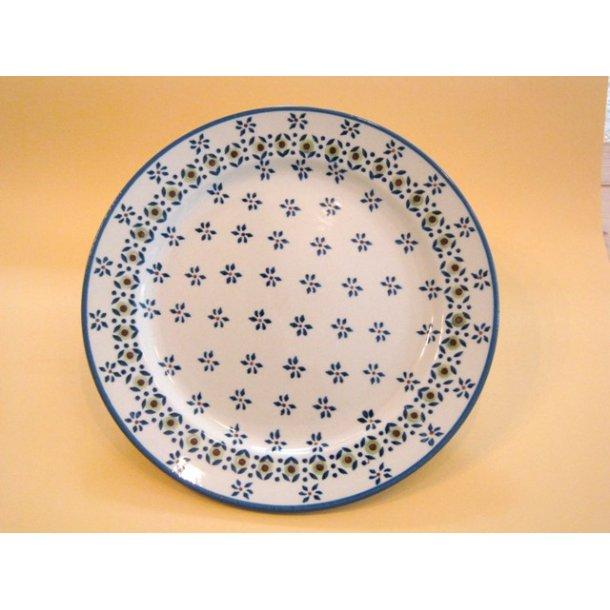 Spise/Middags Tallerken, Dia. 25 cm. Motiv Tradition 16
