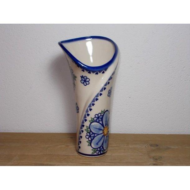 Tulipan Vase Højde 22 cm. Nostalgi c28